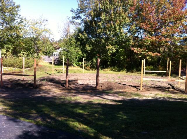 Image for Mission Park Fence Posts