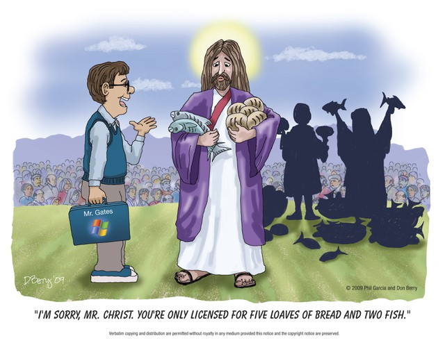 Image for Jesus Cartoon