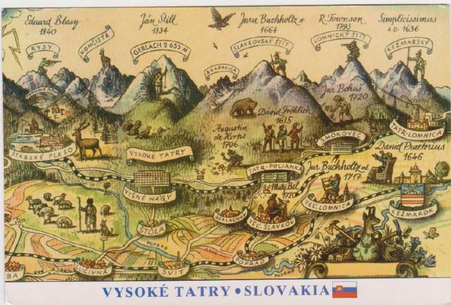 Image for Vysoké Tatry